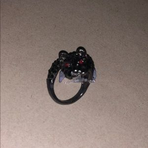 Torrid Black panther size 11 ring